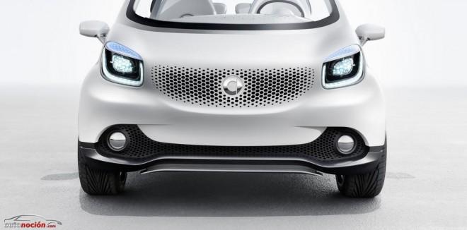 Daimler afirma que Smart será rentable gracias a los nuevos ForTwo y ForFour