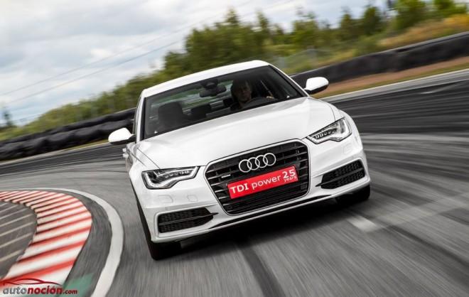 Audi A6 TDI concept: El biturbo eléctrico se extiende rápidamente…