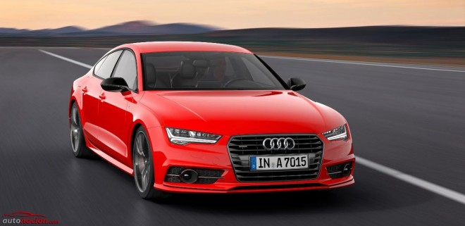 Audi A7 Sportback 3.0 TDI Competition: El 25 aniversario del motor TDI