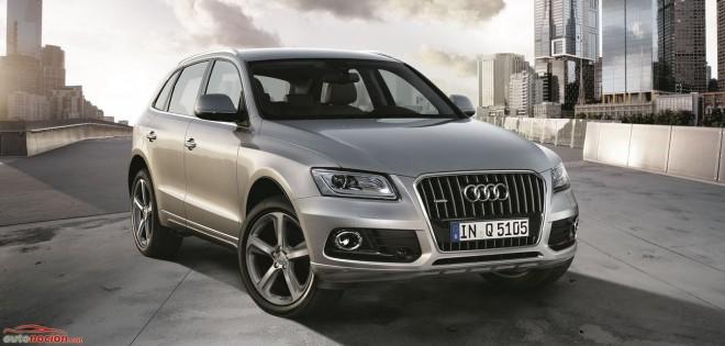 Audi trae una nueva versión del motor 2.0 TDI para el Q5 de 190 c.v.
