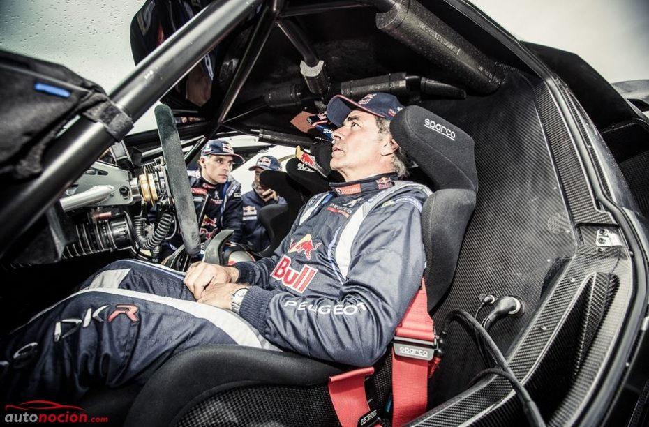 ¡Confirmado! Carlos Sainz y Lucas Cruz vuelven al Dakar en 2019 de la mano de MINI X-Raid