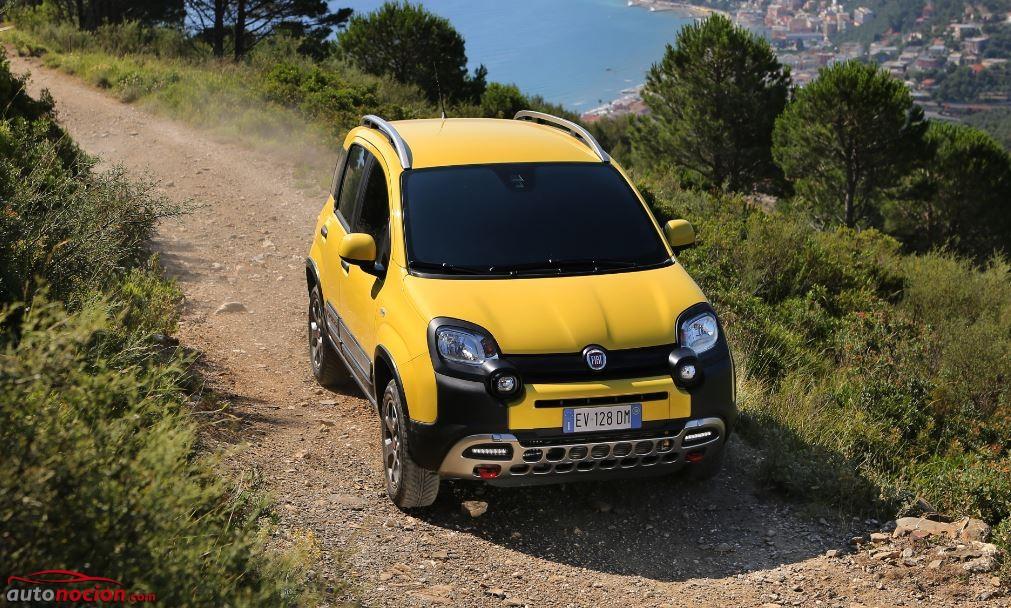 Fiat Panda Cross4