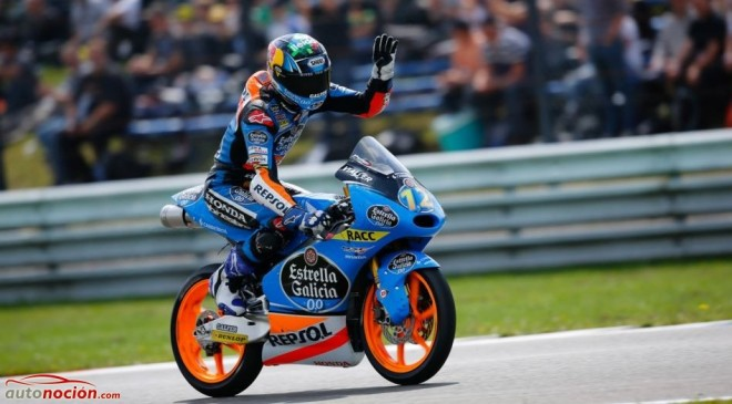 GP Assen Moto3: Alex Márquez conquista Assen y se acerca al liderato