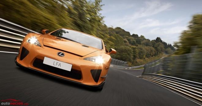 Al detalle: El motor V10 del Lexus LFA, el deportivo japonés del siglo XXI