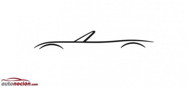 El nuevo Mazda MX-5 será revelado en Septiembre: Ligero, manejable y divertido