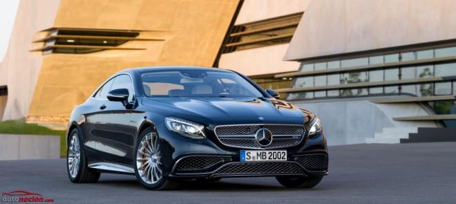 Mercedes-Benz S 65 AMG Coupé: Un V12 Biturbo de 630 cv y 1.000 Nm de par