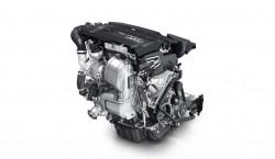 Motor Audi TDI tres cilindros