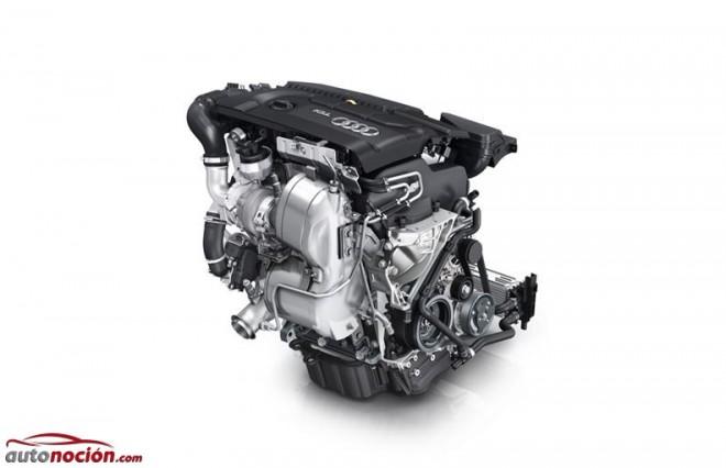El motor diésel más pequeño de Audi ya está aquí: Nuevo 1.4 TDI 90 cv