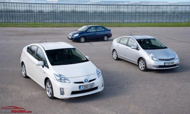 El nuevo Prius podría ser una caja llena de sorpresas: ¿Varios tipos de baterías y tracciones disponibles?