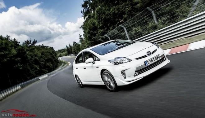 El Prius Plug-in Hybrid TRD completa Nürburgring con un consumo medio de 0,4 litros/100 km