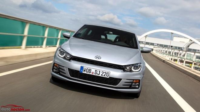 El renovado Volkswagen Scirocco parte de los 17.500 euros: Retocando motores, equipamiento y estética