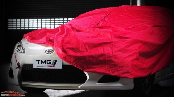 Toyota GT86 CS-R3: ¿Será sólo un kit o un vehículo completo?