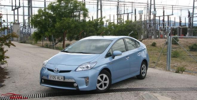 Prueba Toyota Prius Plug-In Hybrid: Potenciando las ventajas de un híbrido