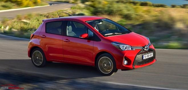 El renovado Toyota Yaris llegará en septiembre desde 10.490 euros