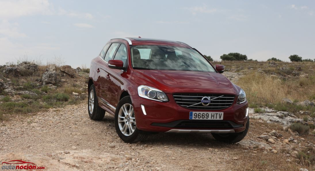 Volvo XC60 D4 geartronic AWD