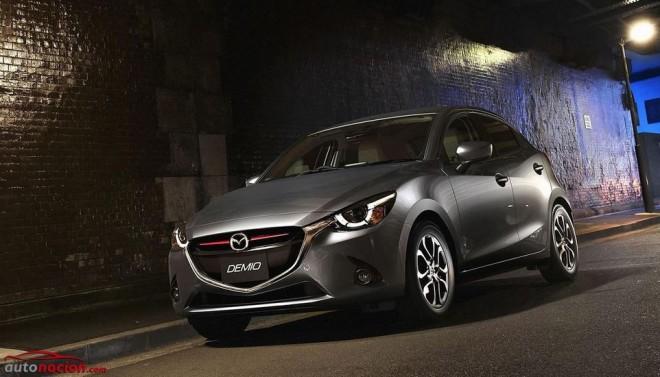 Oficial: Así es el nuevo Mazda2