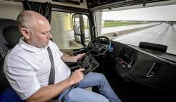 camion autónomo