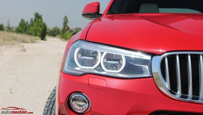 full led bmw x4