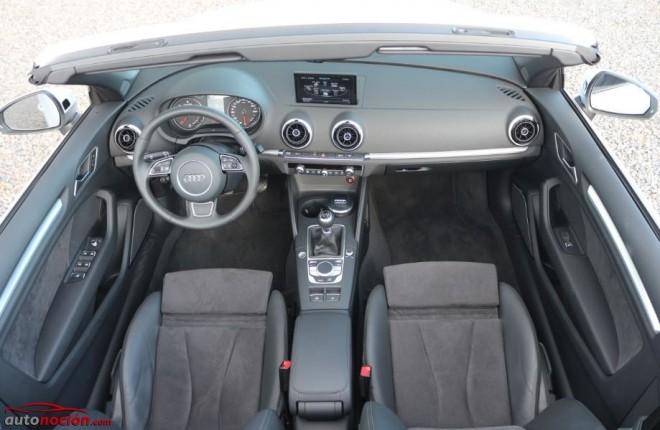 Opini n y prueba audi a3 cabrio 2 0 tdi 150 cv manual for Como se abre un cajero automatico