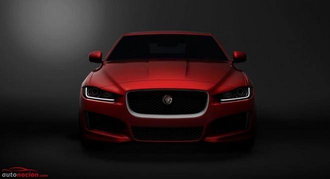Jaguar promete para el XE un monocasco fabricado en un 75% de aluminio: Menor peso y mayor rigidez torsional