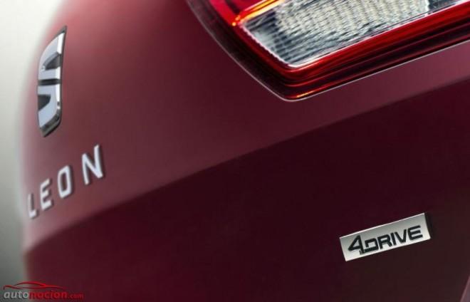 El primer León con tracción a las cuatro ruedas desde 1999 llega al mercado: Desde 25.200 euros