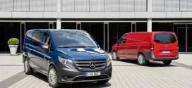 Así es la nueva Mercedes-Benz Vito: El comercial de tamaño medio de referencia