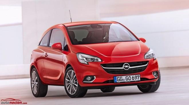 Así es el nuevo Opel Corsa: La quinta generación hace alarde de los 32 años de experiencia del modelo