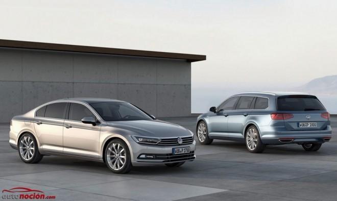 Ventas junio 2015, Alemania: El VW Passat consolida su segunda posición