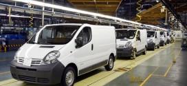 planta factoria Nissan