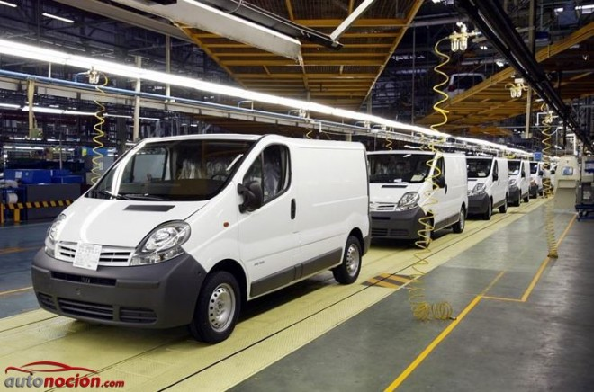 El futuro de la planta Nissan de Barcelona