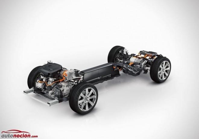 Volvo promete un XC90 líder en respeto al medio ambiente con 400 cv y 640 Nm de par