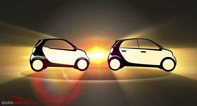 Smart nos explica el ADN de los nuevos Smart ForTwo y ForFour: Rentabilidad sin perder su origen