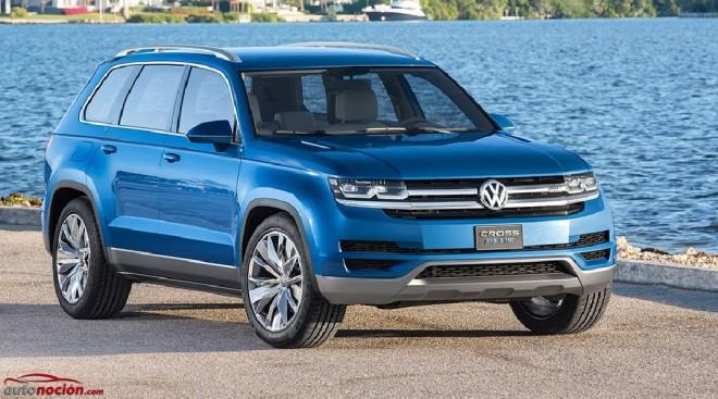 Luz verde para el SUV de tamaño medio y 7 plazas de Volkswagen