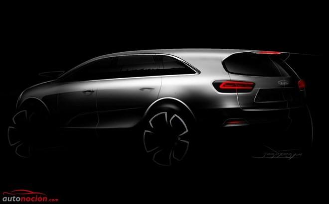 Más detalles del nuevo Kia Sorento: La tercera generación promete un interior de lujo