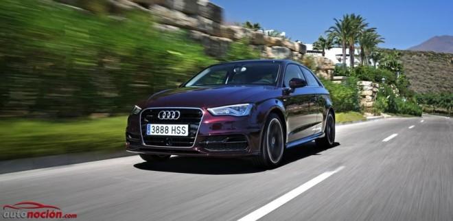 Audi mejora la oferta y el rendimiento de los motores del A3