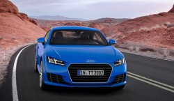 Audi TT coupe frontal
