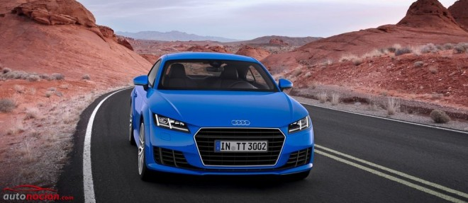 El nuevo Audi TT partirá de los 40.890 euros