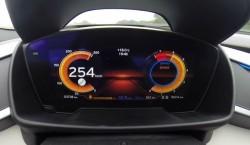 BMW i8 254 kmh