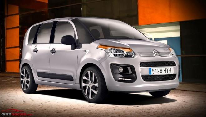 La versión Tonic del Citroën C3 Picasso desde 14.250 euros