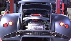 Fiat 500 lamborghini V12