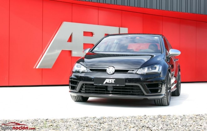 ABT nos presenta el «Golf R for Pros»: 400 cv y 480 Nm de par para el compacto alemán