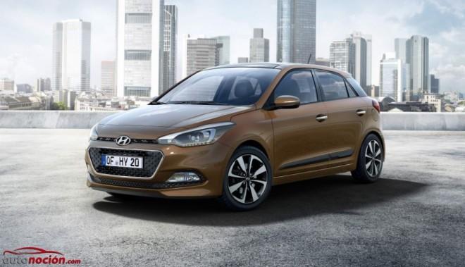 Primeras imágenes oficiales del nuevo Hyundai i20