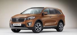 Nuevo Kia Sorento: Se revela el interior y más detalles del modelo