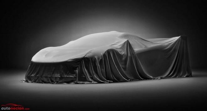El último teaser del McLaren P1 GTR antes de su debut