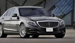 Mercedes Benz Clase S500 hybrid