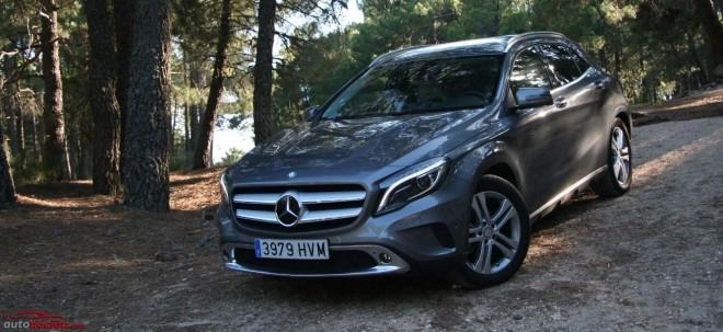 Prueba Mercedes-Benz GLA 220 CDI 4Matic: ¿Tomamos el camino largo?
