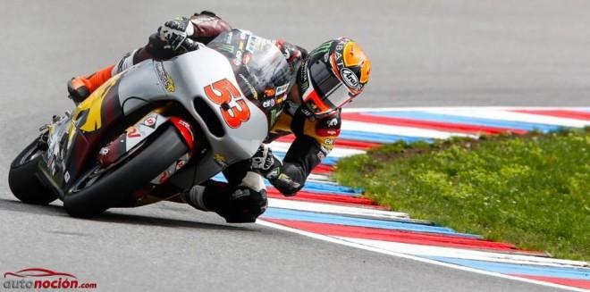 Moto2 Brno: Fuga y victoria de Rabat