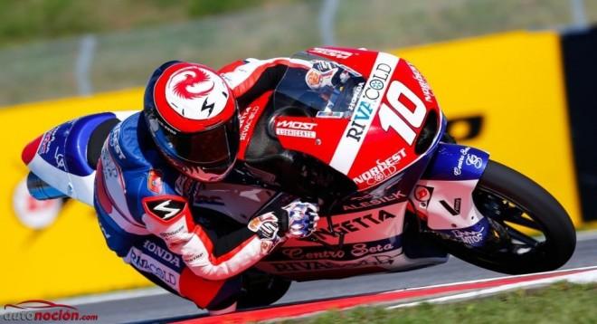 Moto3 Brno: Masbou da la sorpresa con su primer triunfo mundialista