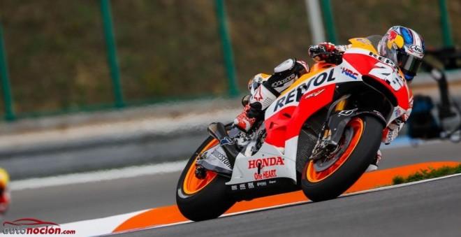 MotoGP Brno: Pedrosa triunfa y rompe la racha de Márquez