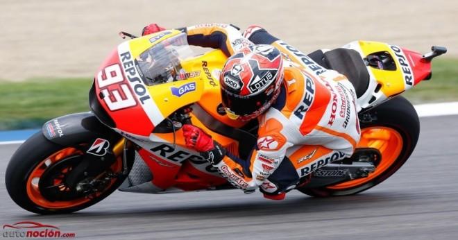 MotoGP Indianapolis: Márquez hace historia en Indy, 10 de 10